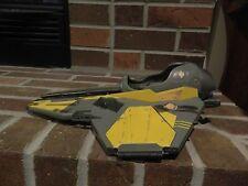 Star Wars Jedi Starfighter Yellow 2008 Anakin's