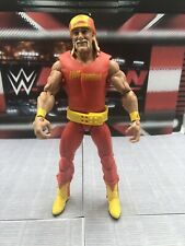 Hulk Hogan WWE Elite Hall Of Fame Exclusive Wrestling Figure Mattel WWF Legends