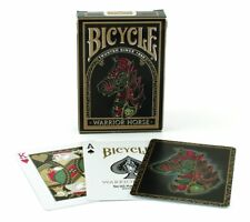 Bicycle Warrior Horse Playing Card Year of the horse Chinese New Year USPC