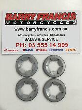 Honda Genuine Wheel Push Nut 12.7mm 1 X Pair Buffalo Lawnmower Hru