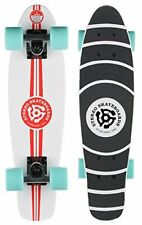 Stereo Skateboards - Vinyl Series Cruisers White BRAND NEW IN BOX Jason Lee