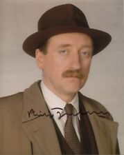 Philip Jackson Photo Signed In Person - Poirot - B817