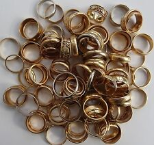 ONE TROY OUNCE OF BULLION GOLD RINGS