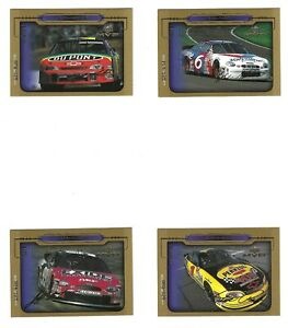 2000 Upper Deck MVP GOLD SCRIPT #65 Jeff Gordon's Car BV$15! #078/125! ONE CARD!