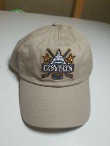 Vintage Washington Capitals Hat AOL Keyword with Adjustable Strap NWOT NOS