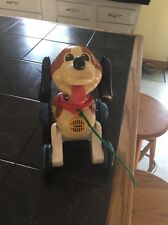 Tomy the Dog Pull Toy