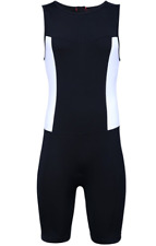 Sundried AVIATOR Performance Tri Suit Small Nero Bianco TD172 SS 01