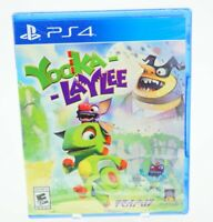 Yooka-Laylee: Playstation 4 [Brand New] PS4