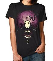 Spirited Away Studio Ghibli T-shirt, Hayao Miyazaki Men's Women's Tee, All Sizes