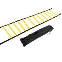 Plastic Extended Agility Ladder for Soccer Football Fitness Feet Speed Training%
