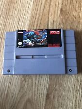 Street Fighter 2 Super Nintendo Snes Game Cart Tested Works BT1