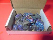 Chalcopyrite 1/2 Lb Lots Peacock Ore Blue Purple Pink Silver Mexico Free Ship