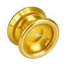 Magicyoyo Yo-Yo Bundle sfera T8 Ombra alluminio professionale Oro V2E8