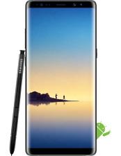 """Samsung Galaxy Note 8 Dual Sim N950FD 64GB 6GB RAM 6.3"""" Factory Unlocked Black"""