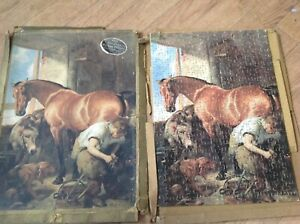 Vintage Old Masters 308 Piece Jigsaw Puzzle A Tower Press Product