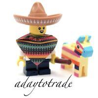 LEGO Collectable Mini Figure Series 20 - Pinata Boy 71027-1 COL358 R785