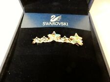 Swarovski Star Hair Clip Disney Tinker Bell Collection Nib with Certificate