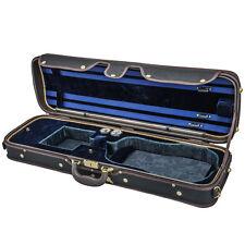 Luxury Euro-Style 4/4 Violin Case Oblong
