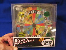 """Shout Out"" Drinking Game Party Starters New in Box"