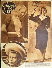 * Anna bella N°36 del 8 Settembre 1942 *