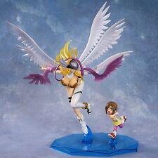 Digimon Adventure Yagami Hikari & Angewomon Figuren Figur Figure PVC Anime Manga