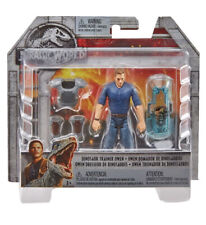 BNIB MATTEL Dinosaur Trainer Owen Grady Jurassic World Figure Toy
