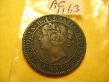 1859 Large cent Canada don't know which variety ID#AC1163