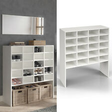 regale und aufbewahrung aus mdf spanplatte ebay. Black Bedroom Furniture Sets. Home Design Ideas