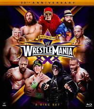 WWE: WrestleMania XXX [Blu-ray] Blu-ray