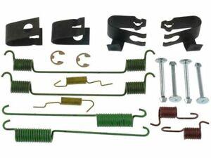 Rear Carlson Drum Brake Hardware Kit fits Geo Metro 1989-1994 83VGXR