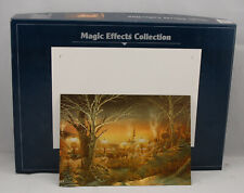 """Magic Effects Collection """"Night on the Town"""" 500 Piece Puzzle"""