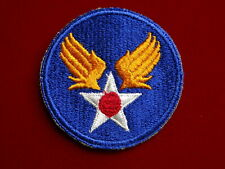 US Army Air Corps Patch, Army Air Force Insignia, WWII, WW2, World War II