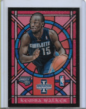 2012-13 Panini Innovation KEMBA WALKER Stained Glass Rookie SP
