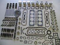 Deluxe Engine Rebuild Kit 1962-1965 Buick 401 NEW pistons rings bearings valves