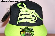 Cordón de zapato picos plano, Verde Lima Gorras de Béisbol, Para Hombre & Damas Calle Danza Sombreros