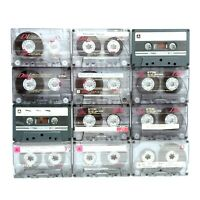 Bundle Lot Of TDK Audio Cassette Tapes TDK D90 & TDK D60 Cassette Tapes
