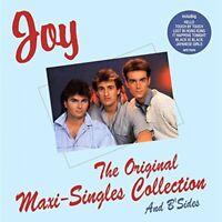 JOY - THE ORIGINAL MAXI-SINGLES COLLECTION   CD NEU