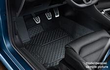 Original VW Golf Sportsvan Gummi Fußmatten Alwettermatten vorn 517061502A 82V