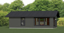 30x20 House -- Studio 1 Bath -- 600 sq ft -- PDF Floor Plan -- Model 1E