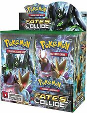 Pokemon XY Fates Collide Booster New Sealed TCG Card Game - 1 BOOSTER PACK!