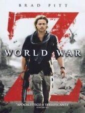Dvd WORLD WAR Z Brad Pitt   ......NUOVO