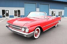 1961 Ford Galaxie Sunliner Z-Code 390 Restored | 110+ Hd Pictures