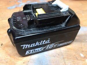 MAKITA BL1830 18V Li-ION 3.0Ah BATTERY