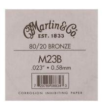Martin M173 tirant 23 - Corde Guitare acoustique