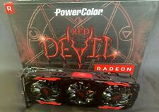 POWERCOLOR RED DEVIL RADEON RX 570 4GB GDDR5 GRAPHICS CARD FREE SHIPPING