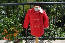 manteaux neuf capuche chipie 3 ans double superbe modele