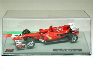 FELIPE MASSA Ferrari F10  - F1 Racing Car 2010 - Collectable Model - 1:43 Scale