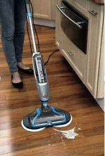 Bissell Vacuum SpinWave Plus Hardwood Floor Mop And Cleaner