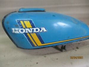 Honda CB125S tank