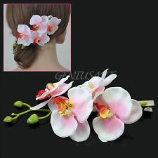 Blume Haarclip Haar Spange Schnabelspange Beakclip Vintage Alligatorspange Damen